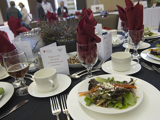 Rutgers NJAES Celebrates 250th Anniversary with a Revolutionary Luncheon